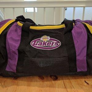 LA Lakers Duffle Bag